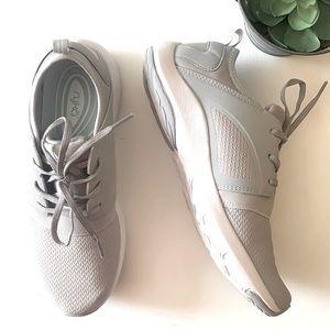 RYKA Women's Gray Walking Shoe SZ 8.5